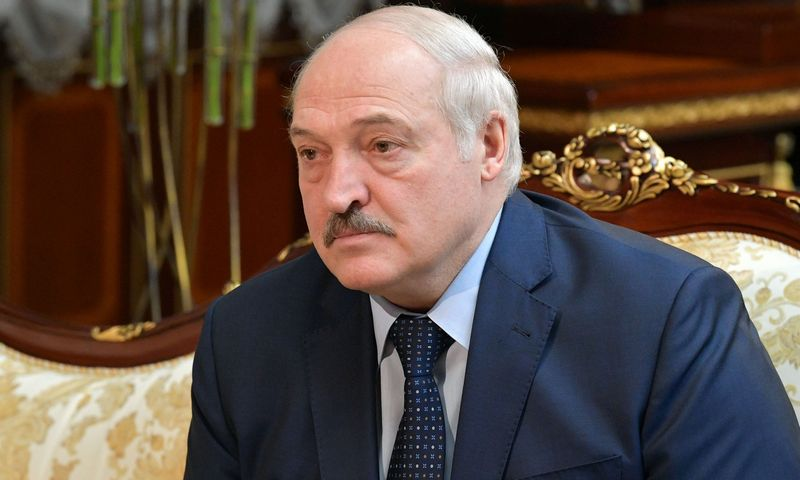 Aliaksandras Lukašenka, autoritarinis Baltarusijos lyderis. Aleksanderio Astafyevo TASS/Scanpix nuotr.