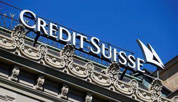 """""""Credit Suisse"""" pirmą ketvirtį patyrė 228,65 mln. Eur nuostolį"""