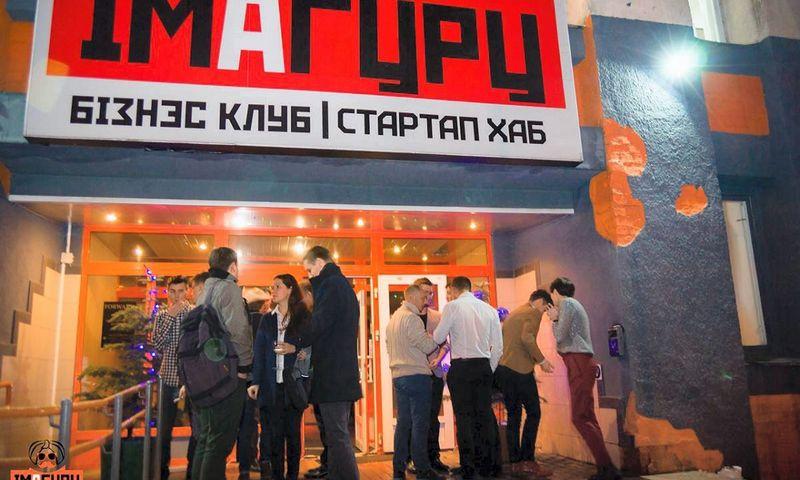 """Startuolių centro patalpos Minske. """"Imaguru"""" nuotr."""