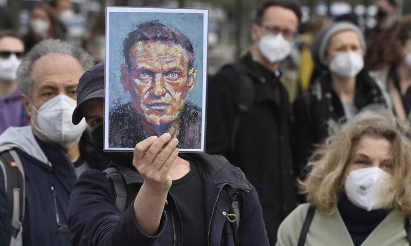 "Johno Macdougallo (AFP / ""Scanpix"") nuotr."