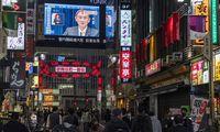 Japonija įveda naujų ribojimų, bet olimpiada vyks