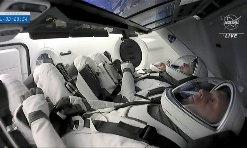 "NASA (""Scanpix"" / ""Reuters"") nuotr."