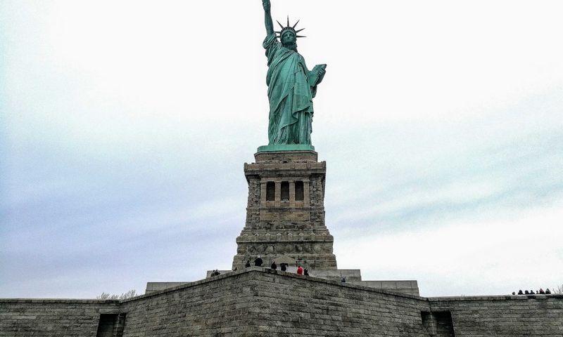 Niujorkas, JAV. Liucijos Zubrutės (VŽ) nuotr.
