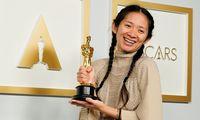 """""""Oskarų"""" apdovanojimuose triumfavo """"Klajoklių žemė"""""""