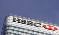 HSBC šiais metais planuoja mažinti biurų plotą ir retinti verslo keliones