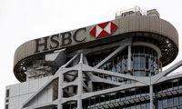 HSBC ikimokestinis pelnas augo 79%