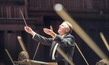 Rygos Jūrmalos muzikos festivalis pagerbs legendinį latvių dirigentą M. Jansoną