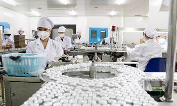 Vaistai iš Kinijos kelia šalutinį poveikį Europai