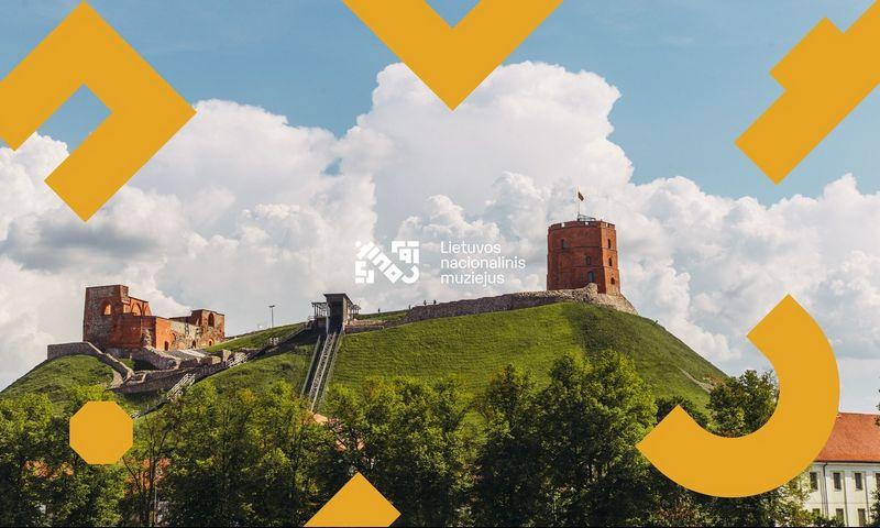 Lietuvos nacionalinis muziejus – Gedimino pilies bokštas, Naujasis ir Senasis arsenalai. LNM nuotr.