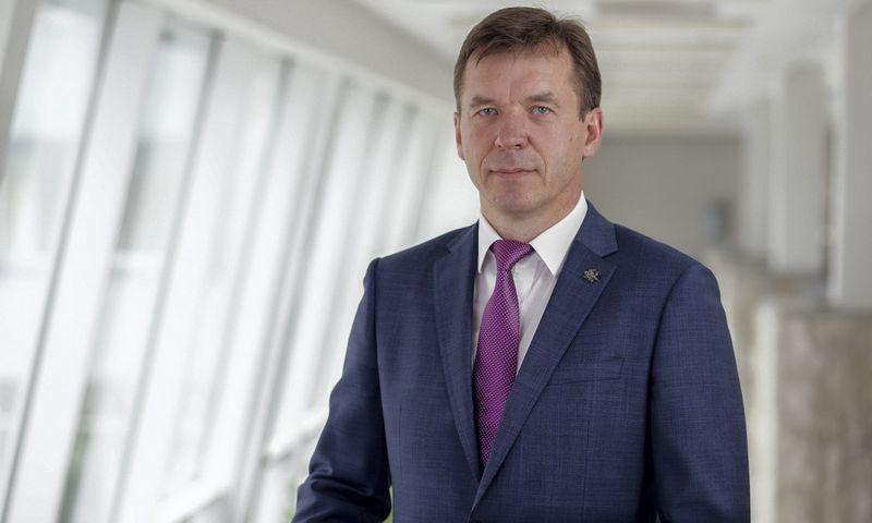 Telecentro vadovas Remigijus Šeris: Telecentras šiemet peržiūrėjo eterinės televizijos plėtros strategiją ir išsikėlė tikslą užtikrinti eterinės TV paslaugos kokybę nuo TV studijos iki žiūrovo televizoriaus visoje Lietuvoje.