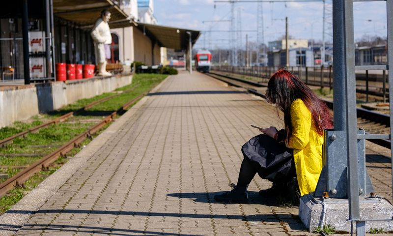 Geležinkelio keleiviams bus suteikta daugiau teisių. Vladimiro Ivanovo (VŽ) nuotr.