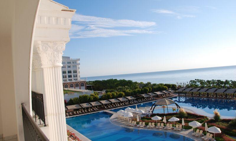 Viešbutis Turkijoje. Jolantos Malinauskienės nuotr.