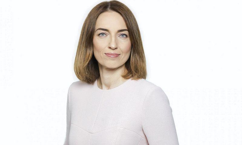 """Maxima LT"" generalinė direktorė Jolanta Bivainytė."