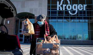 """Konkuruodama su """"Amazon"""" ir """"Walmart"""", prekybininkė """"Kroger"""" rikiuoja robotus"""