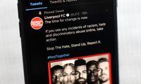 Sportininkai skelbia boikotą socialiniams tinklams