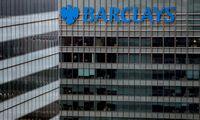 """""""Barclays"""" pranoko lūkesčius, investuotojai nepatenkinti"""