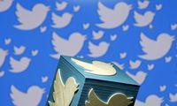 """""""Twitter"""" augino pardavimo pajamas 28%, bet investuotojų nesužavėjo"""