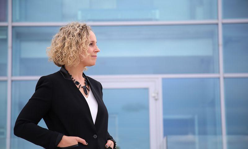 """Sigita Survilaitė-Mekionienė, UAB """"Darnu Group"""" generalinė direktorė. Vladimiro Ivanovo (VŽ) nuotr."""
