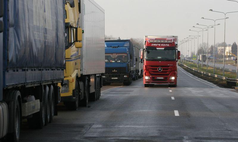 Daugiau leidimų atveria didesnę pervežimų rinkos dalį. Vladimiro Ivanovo (VŽ) nuotr.