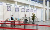 Vilniuje stringa registracijos COVID-19 skiepams sistema