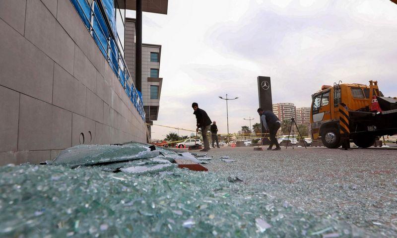 """Safin Hamed (AFP / """"Scanpix"""") nuotr."""