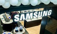 """""""Samsung"""" Baltijos šalyse uždirbo 9 mln. Eur pelno"""