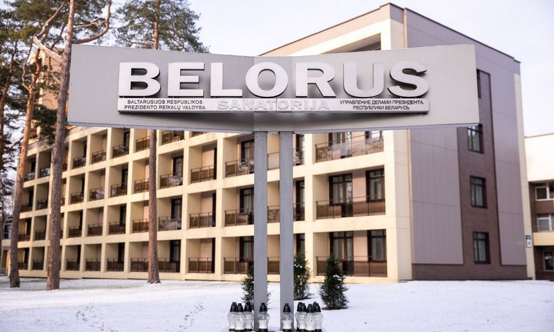 "Sanatorija ""Belorus"" Druskininkuose. Žygimanto Gedvilos (""15min.lt"" / ""Scanpix"") nuotr."