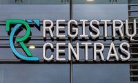 Registrų centras valstybei išmokės 9,6 mln. Eur dividendų