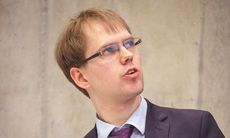 Valentas Gružauskas, KTU Ekonomikos ir verslo fakulteto docentas. Asmeninio archyvo nuotr.