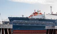 Į Klaipėdą plaukia pirmasis dujų krovinys iš Egipto