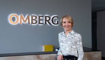 "D. Andrulionienė tapo ""Omberg group"" vadove"
