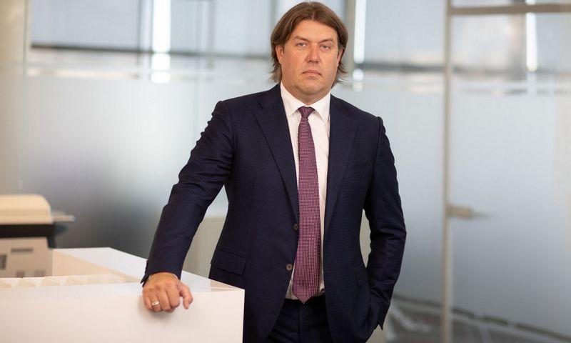 """Deividas Raipa, """"Compensa Vienna Insurance Group"""" valdybos pirmininkas ir generalinis direktorius."""