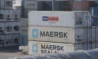 """""""Maersk"""" pranešė apie rekordinį pelną pirmąjį šių metų ketvirtį"""