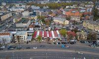 Kaunas ketina skelbti architektūrinį konkursą Stoties turgaus atnaujinimui
