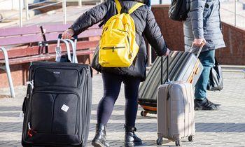 Tyrimas: pastarąjį pusmetį užsienyje atostogavo6% Lietuvos gyventojų