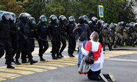 Vokietijoje grupė baltarusių pateikėskundą dėl A. Lukašenkos režimo vykdytų kankinimų