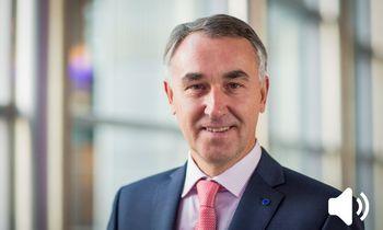 EP narys P. Auštrevičius: šiemet bus priimti sprendimai, pakeisiantys transporto veidą