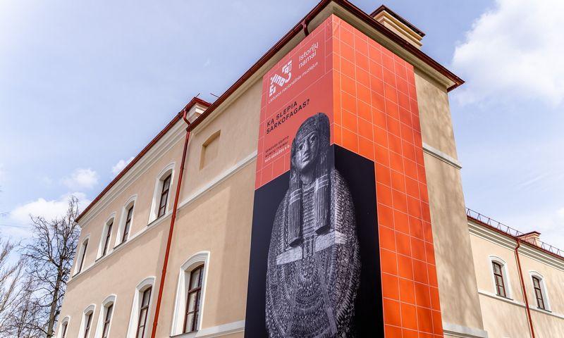 """Naujas LNM padalinys """"Istorijų namai"""". S. Samsono / LNM nuotr."""