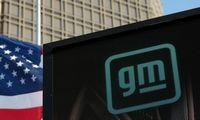"""""""General Motors"""" pirmojo ketvirčio pelnas išaugo 10 kartų"""