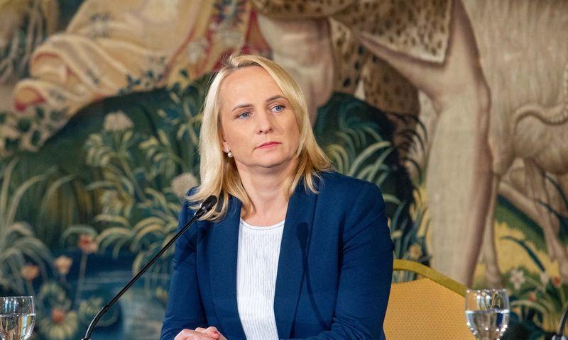 Edita Rudelienė. Juditos Grigelytės (VŽ) nuotr.