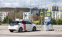 Numatytos kompensacijos elektromobilius perkantiems juridiniams asmenims