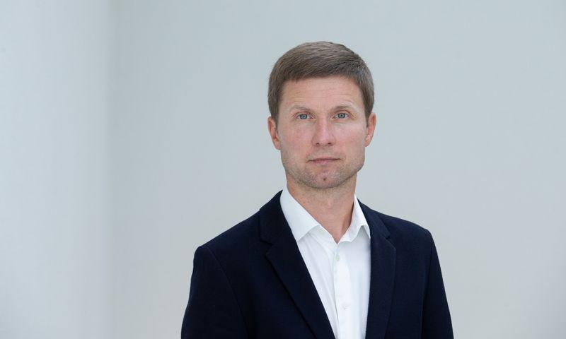 """Julius Gendvilis, UAB """"Mitnija"""" generalinis direktorius. Juditos Grigelytės (VŽ) nuotr."""