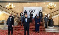 G-7 diplomatijos vadovai pažėrė kritikos Kinijai, Rusijai, Iranui