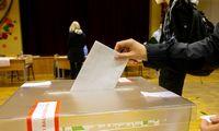 Konservatoriai apsisprendė nekeisti Seimo rinkimų sistemos