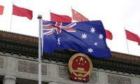 Kinija įšaldo ekonominio dialogo mechanizmą su Australija