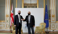 ES irLondonas baigė ginčą dėlambasadoriaus statuso
