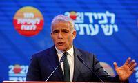 Izraelio vyriausybę formuos centristas Y. Lapidas