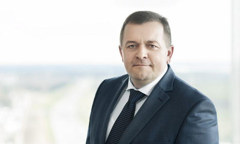 BTA Lietuvos filialo direktorius Tadeuš Podvorski.