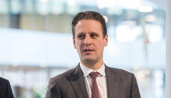 Šiaulių banko vadovybė užsimena apie dividendus, akcijų kainą