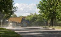 """Vokietijos """"Schwenk"""" prašo leidimo įsigyti """"Akmenės cementą"""" ir kitas įmones"""